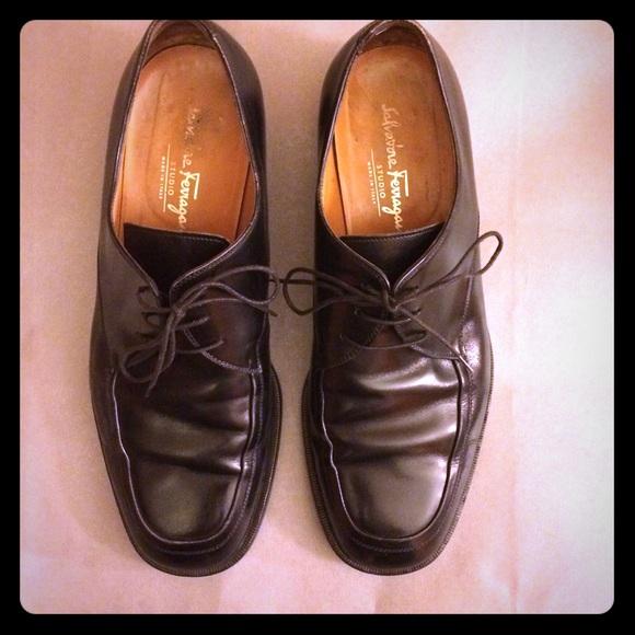 Salvatore Ferragamo Studio Dress Shoes